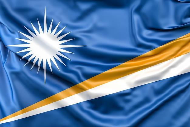 Vlag van de marshall eilanden