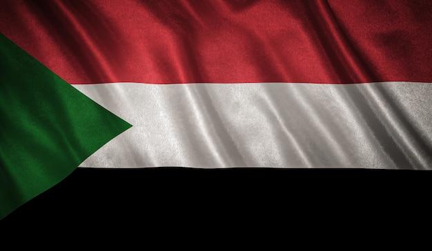 Vlag van de soedan
