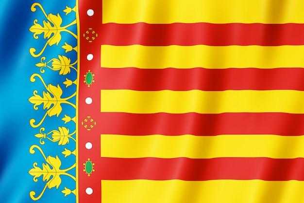 Vlag van de valenciaanse gemeenschap