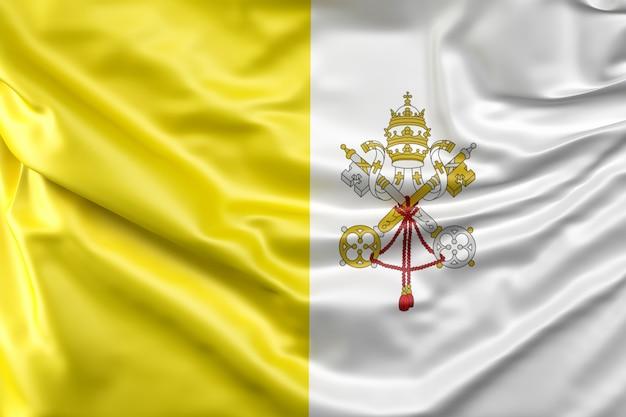 Vlag van de vaticaanstad