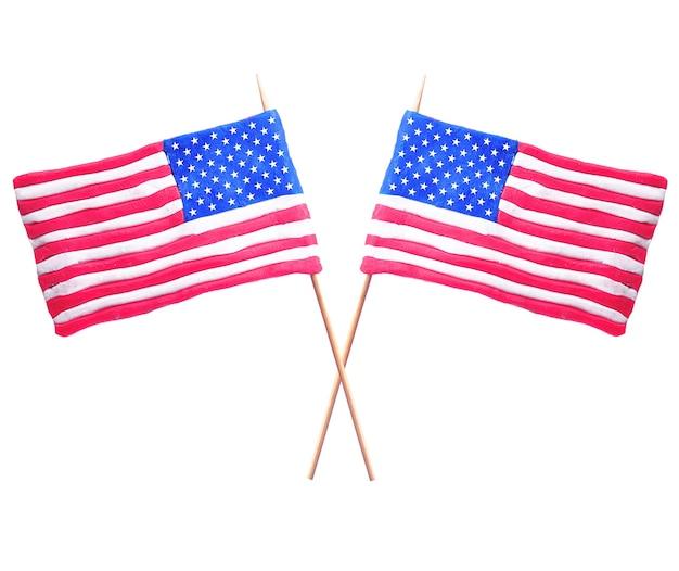 Vlag van de vs.