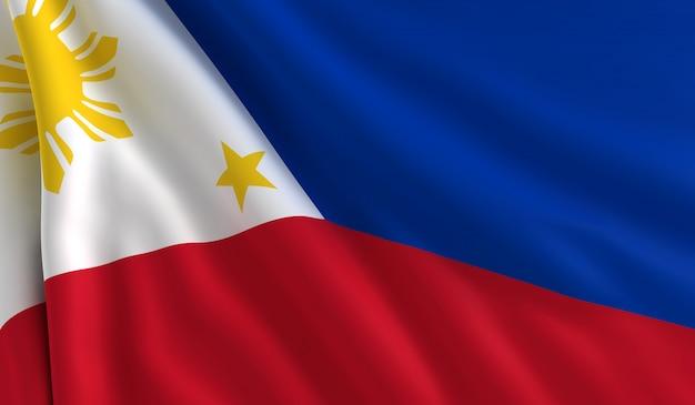 Vlag van filipijnen