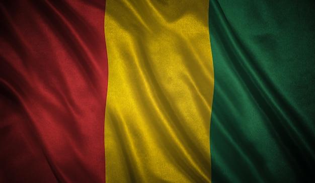Vlag van guinee