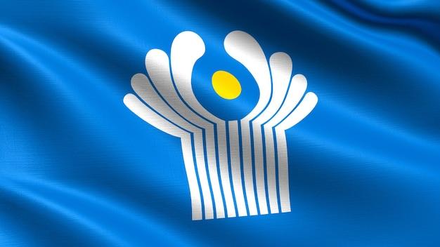 Vlag van het gemenebest van onafhankelijke staten