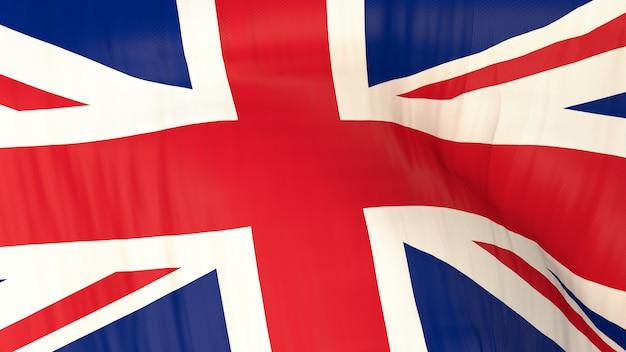 Vlag van het verenigd koninkrijk