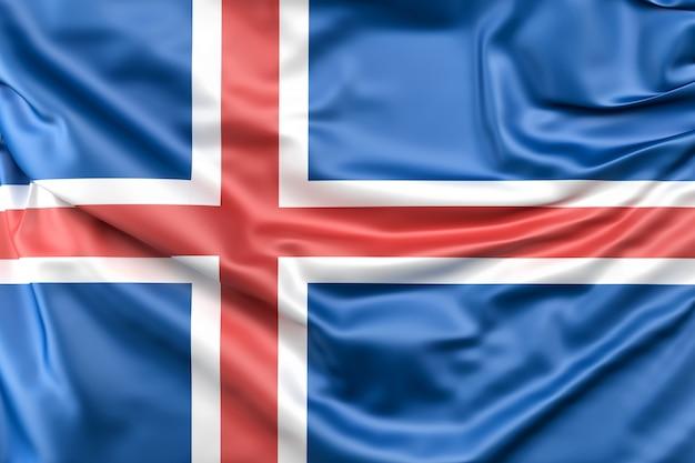 Vlag van ijsland
