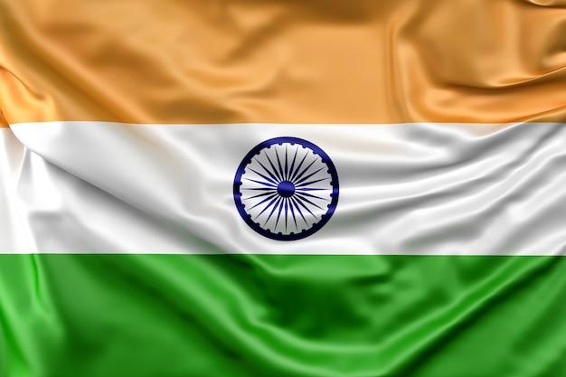 Vlag van india Gratis Foto
