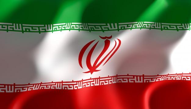 Vlag van iran