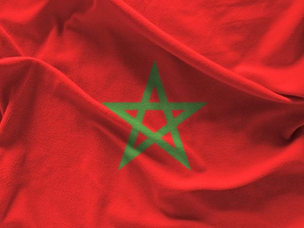 Vlag van marokko