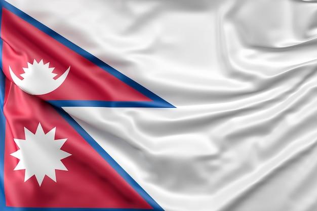 Vlag van nepal