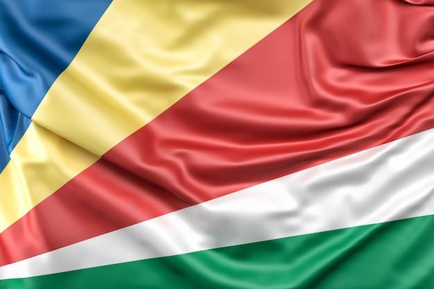 Vlag van seychellen