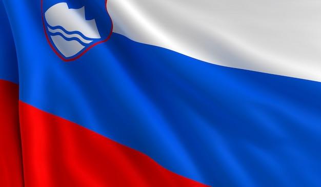 Vlag van slovenië