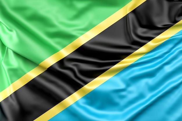 Vlag van tanzania