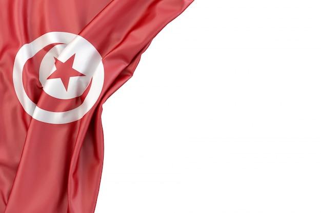 Vlag van tunesië