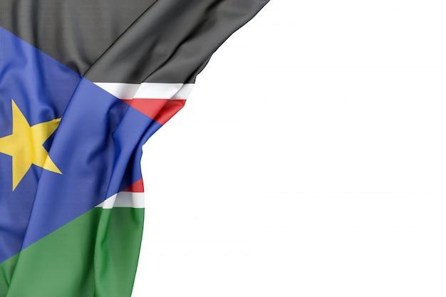 Vlag van zuid-soedan