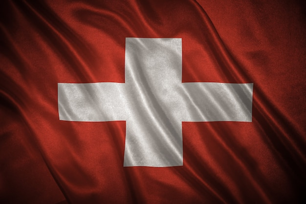 Vlag van zwitserland