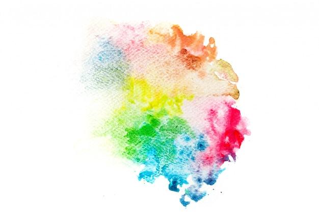 Vlek diverse kleuren