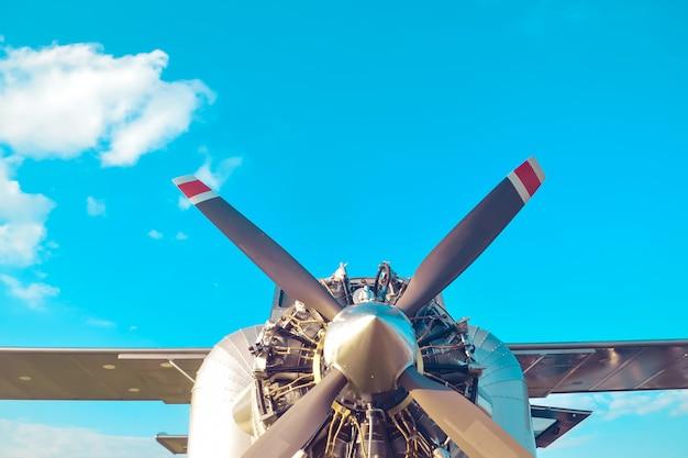 Vliegtuig motor