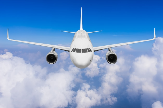 Vliegtuig vliegen