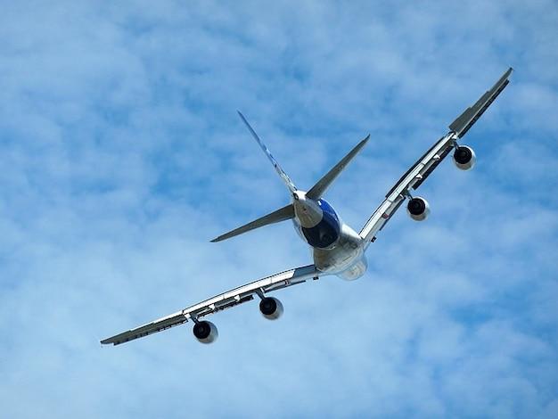Vliegtuigen airbus aileron bruto spanwijdte vleugel