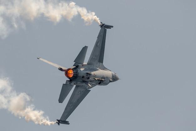 Vliegtuigen belgische solo-display