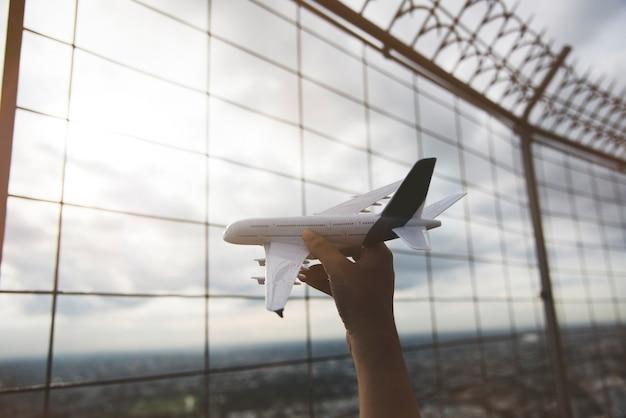 Vliegtuigen vliegtuig luchtvaart vervoer reis reis