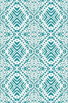 Vloeibaar waterverfeffect. shibori-patroon. verf kleurstof. heldere stedelijke illustratie. kleurrijke boho trendy stijl. turquoise, roze, goud boho abstract schilderij. folk vloeibaar waterverfeffect.
