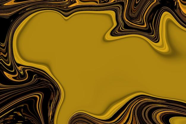 Vloeibare marmeren textuur