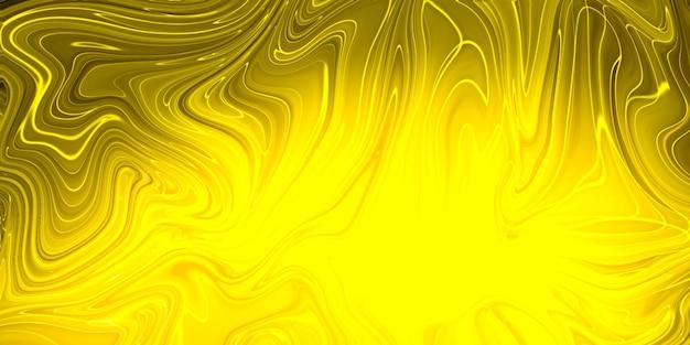 Vloeibare marmering verf textuur achtergrond vloeistof schilderij abstracte textuur intensieve kleur mix behang