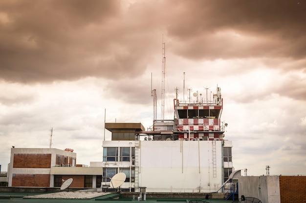 Vlucht controle toren