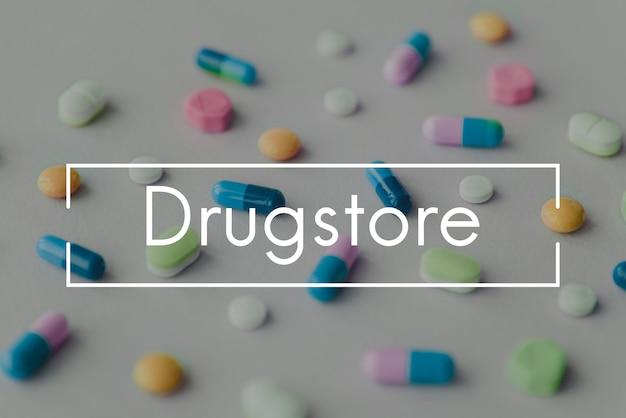 Voedingssupplement gezondheidszorg behandeling drogisterij
