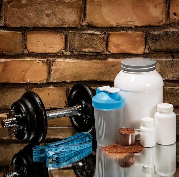 Voedingssupplementen en apparatuur