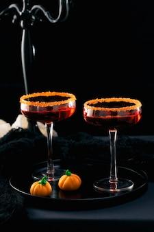 Voedselarrangement halloweenfeest