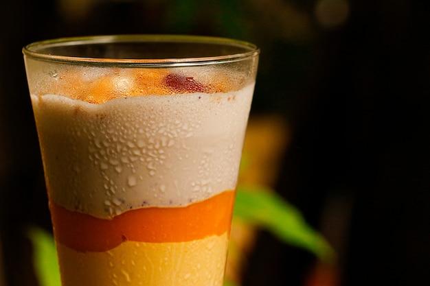 Voedzame mangoshake