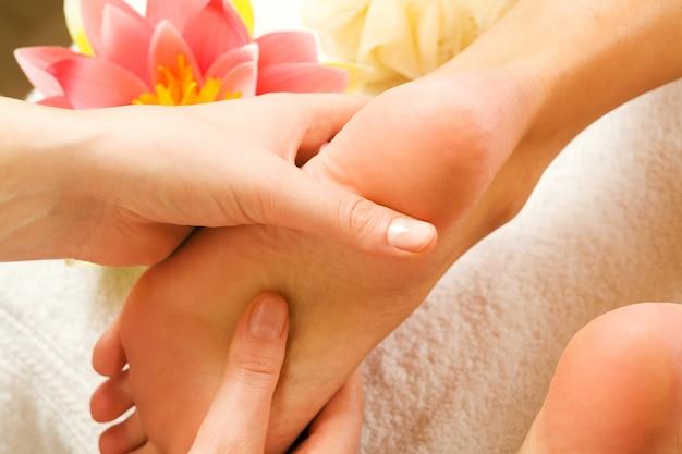 Voeten massage