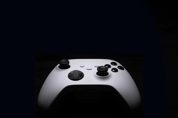 Volgende generatie gamecontroller geïsoleerd