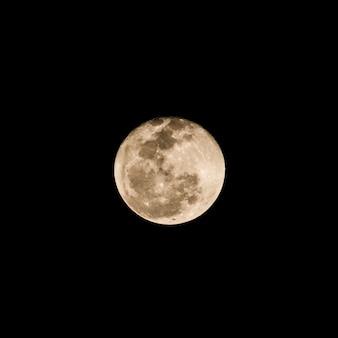 Volle maan nacht