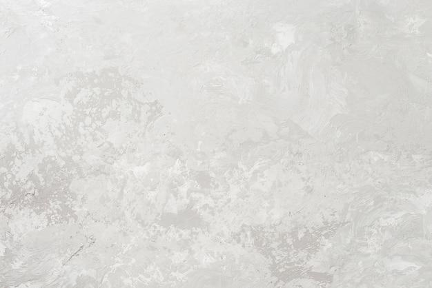 Volledig frame van witte concrete geweven achtergrond