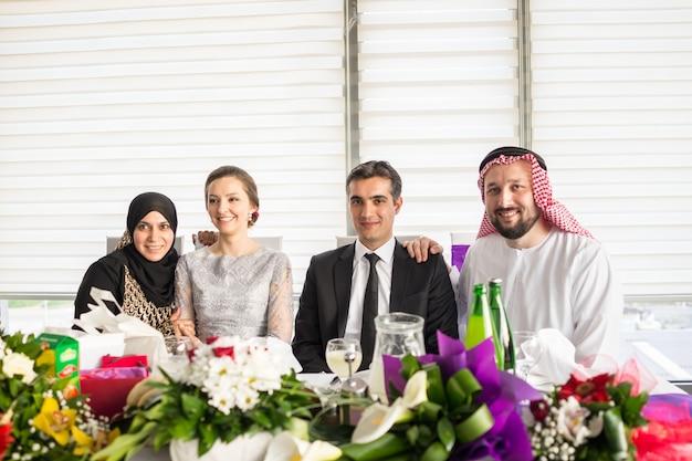 Voor huwelijksfeest