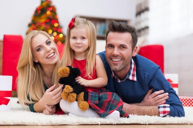 Voor ons is kerstmis de tijd vol geluk