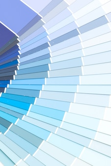 Voorbeeldkleuren catalogus pantone