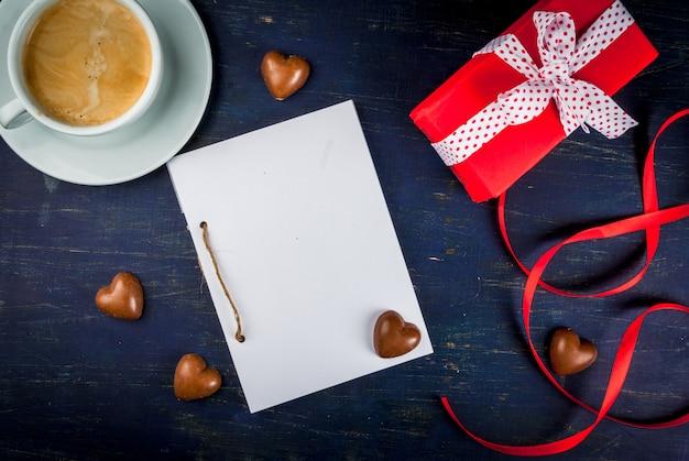 Voorbereidingen voor valentijnsdag