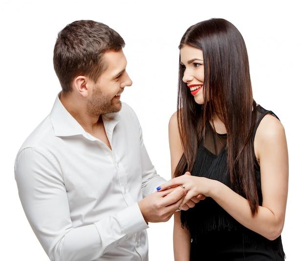 Voorstel van huwelijk