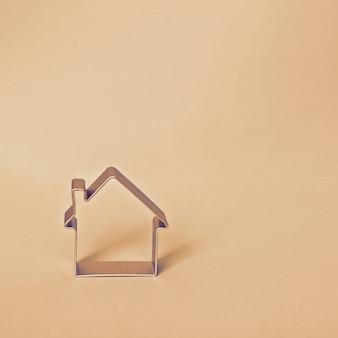 Vorm van een klein huis