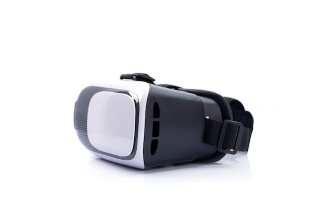 Vr box / virtual reality-bril geïsoleerd
