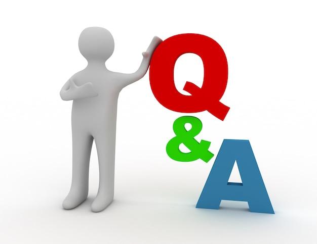 Vraag en antwoorden concept