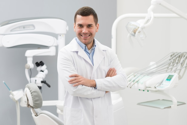Vriendelijke tandarts