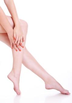 Vrouw benen