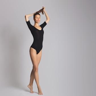 Vrouw lichaam schoonheid