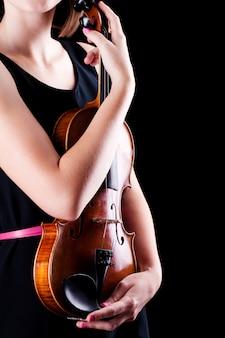 Vrouw met de viool